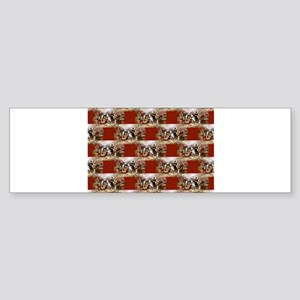 1st thanksgiving Bumper Sticker