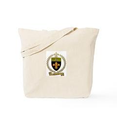 THIBEAU Family Crest Tote Bag