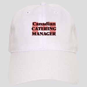 Canadian Catering Manager Cap