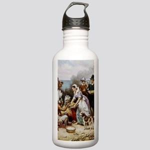 first thanksgiving Stainless Water Bottle 1.0L
