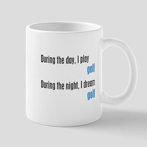 I Dream Golf Mug