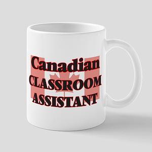 Canadian Classroom Assistant Mugs