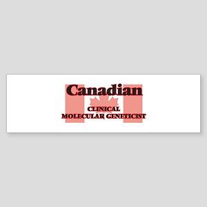 Canadian Clinical Molecular Genetic Bumper Sticker