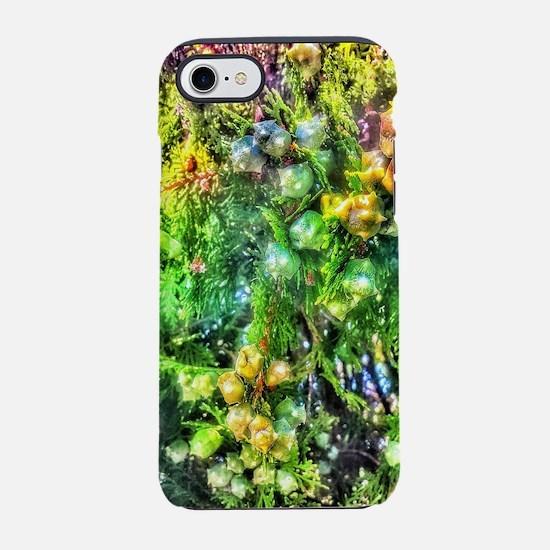 Dreamy Juniper iPhone 8/7 Tough Case