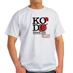 KO Distribution Centre boxing t-shirt