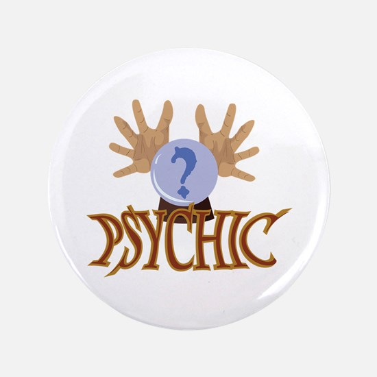 Crystal Ball Psychic Button