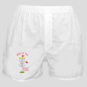 Toss Boss Boxer Shorts