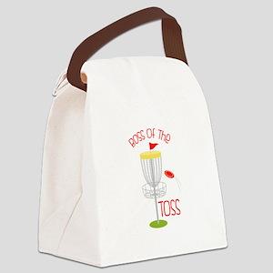 Toss Boss Canvas Lunch Bag