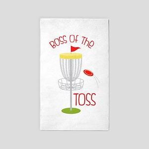 Toss Boss Area Rug