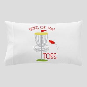 Toss Boss Pillow Case