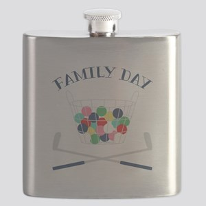 Family Day Flask