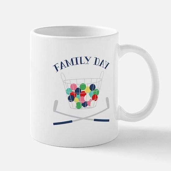 Family Day Mugs