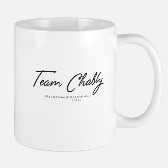 Team Chabby - DAYS Mugs