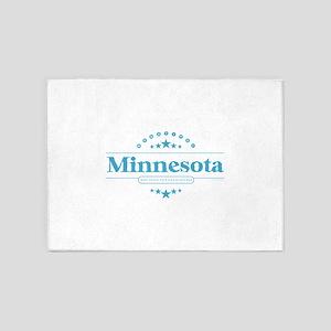 Minnesota 5'x7'Area Rug