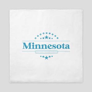 Minnesota Queen Duvet