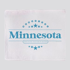 Minnesota Throw Blanket