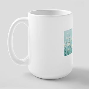 Dancing Daisies Large Mug