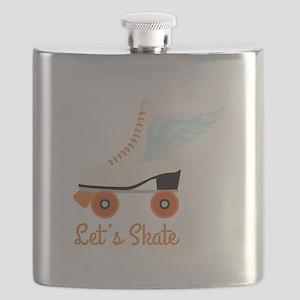 Lets Skate Flask