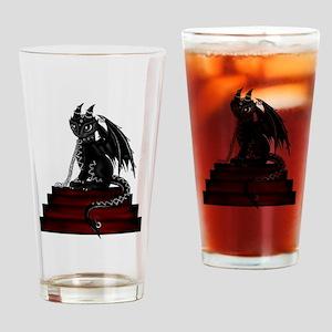 latex dragon Drinking Glass