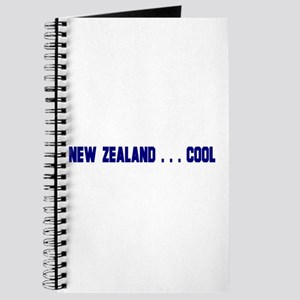 New Zealand . . . Cool Journal