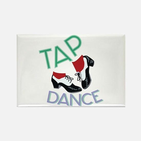 Tap Dance Magnets