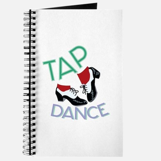 Tap Dance Journal