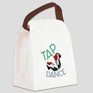Tap Dance Canvas Lunch Bag