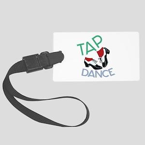 Tap Dance Luggage Tag