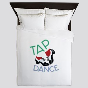 Tap Dance Queen Duvet