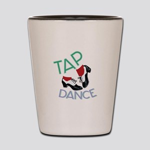 Tap Dance Shot Glass