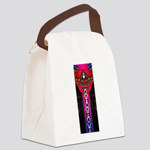Magdalene Jar on a Pillar Canvas Lunch Bag