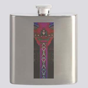 Magdalene Jar on a Pillar Flask