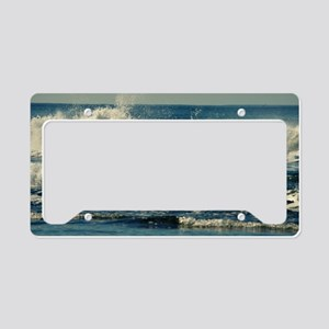 Forever Young License Plate Holder