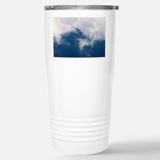 Go Outside Stainless Steel Travel Mug