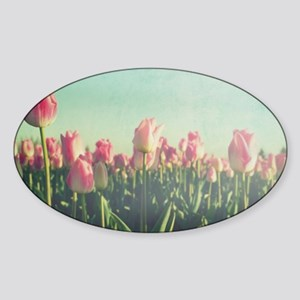 How Does Your Garden Gro Sticker (Oval)