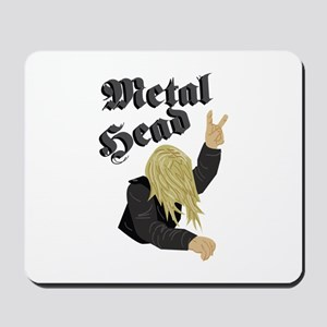 Metal Head Mousepad