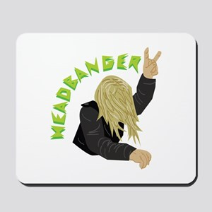 Headbanger Mousepad