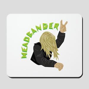 Headbanger Mousepad