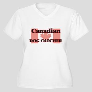 Canadian Dog Catcher Plus Size T-Shirt