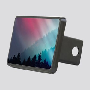 Mountain Light Rectangular Hitch Cover