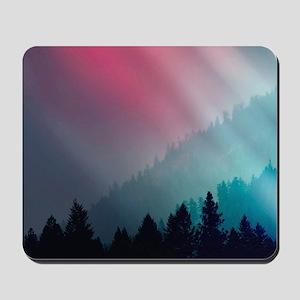 Mountain Light Mousepad