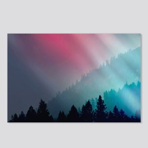 Mountain Light Postcards (Package of 8)
