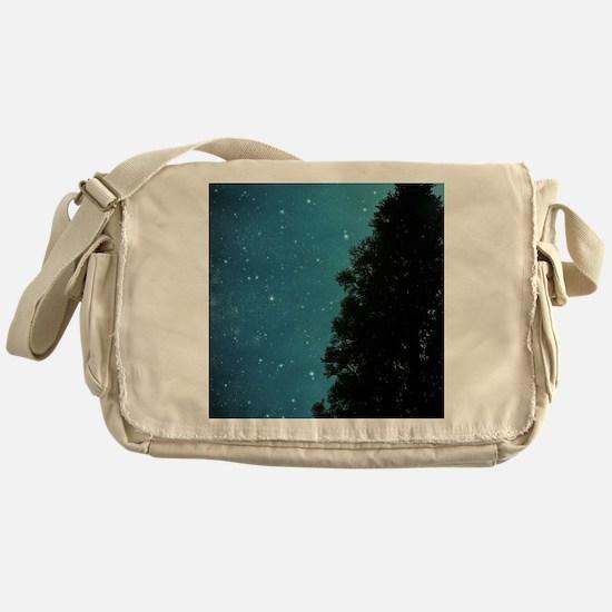 Star Light, Star Bright Messenger Bag