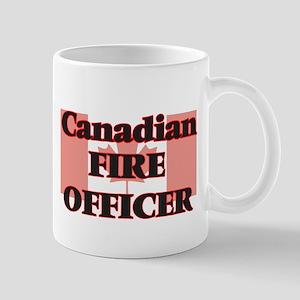 Canadian Fire Officer Mugs