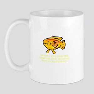 Some Species Require 2 or Mor Mug