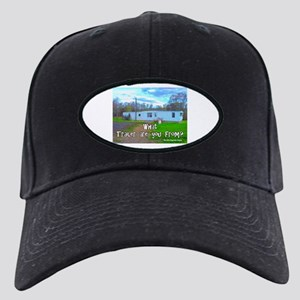 What Trailer Are You From? Black Cap