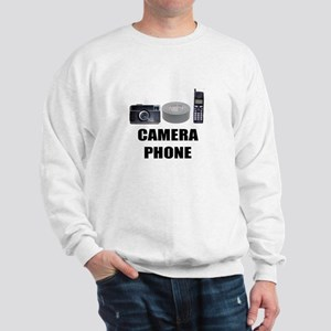 Camera Phone Sweatshirt