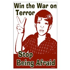 Win the War on Terror Posters