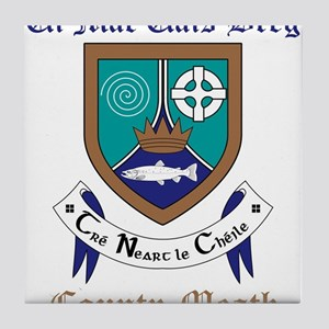 Ui Mac Uais Breg - County Meath Tile Coaster