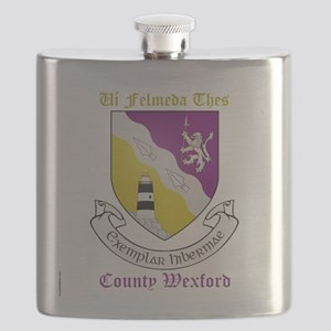 Ui Felmeda Thes - County Wexford Flask